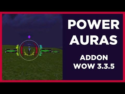 [WOW] Guía del Addon Power Auras | Ultimowow - Wotlk 3.3.5
