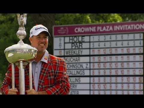 PGA TOUR Player of the Month: May 2013