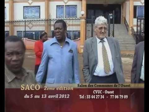 SACO: Salon des Communes de l'Ouest Cameroun édition 2012
