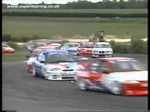 btcc 1995 crash