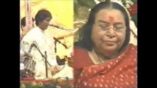 Brahma Shodhile Ajit Kadkade (Shri Mataji Shivaratri 2003 Pune) Sahaja Yoga Music Marathi Bhajan
