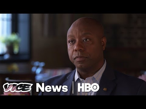 "Trump's ""moral authority is compromised"" says Sen. Tim Scott  (HBO)"