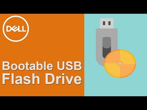 How to Create a Bootable USB Flash Drive using Dell Diagnostic