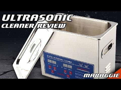 Ultrasonic Cleaner 6.5l - Review and Test