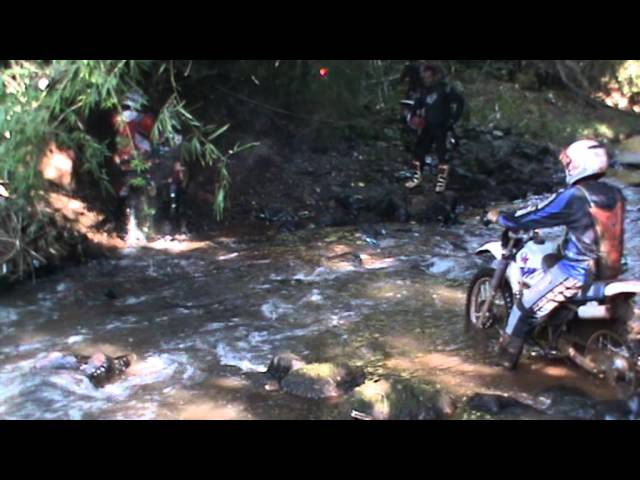 crr motos trilha do campana 2 Travel Video
