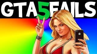 GTA 5 FAILS – EP. 2 (Funny moments compilation online Grand theft Auto V Gameplay)