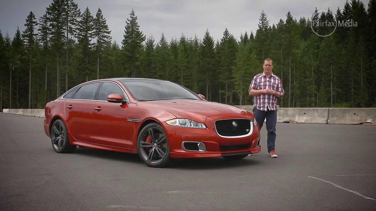 Jaguar XJR 2013 | Luxury | Drive.com.au