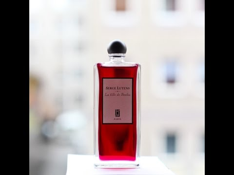 Serge Lutens La Fille de Berlin Review