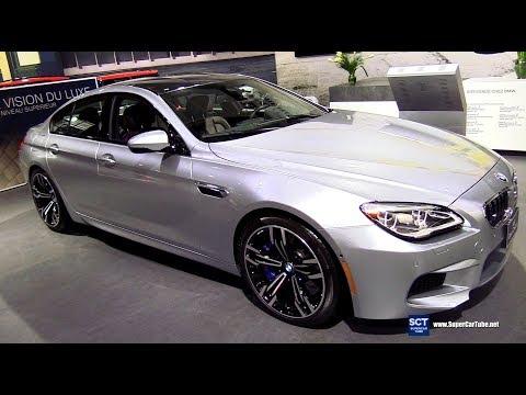 2018 BMW M Series M6 Coupé - Exterior And Interior Walkaround - 2018 Montreal Auto Show