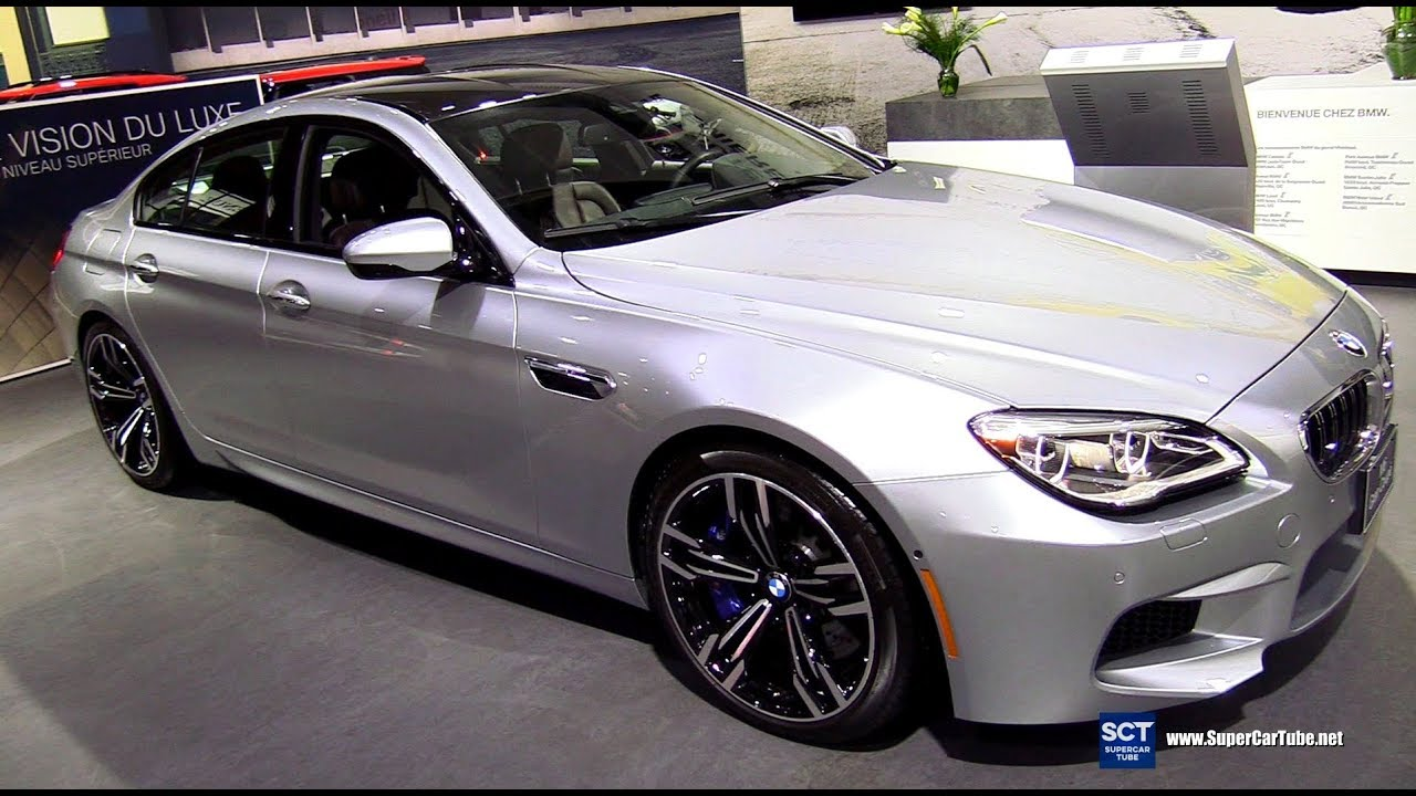 Bmw M Series >> 2018 Bmw M Series M6 Coupe Exterior And Interior Walkaround 2018