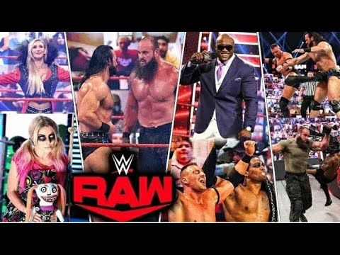 WWE MONDAY NIGHT RAW 05/10/12 REPLAY