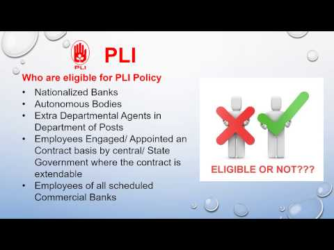 Best Postal Life Insurance PLI for Government Employees