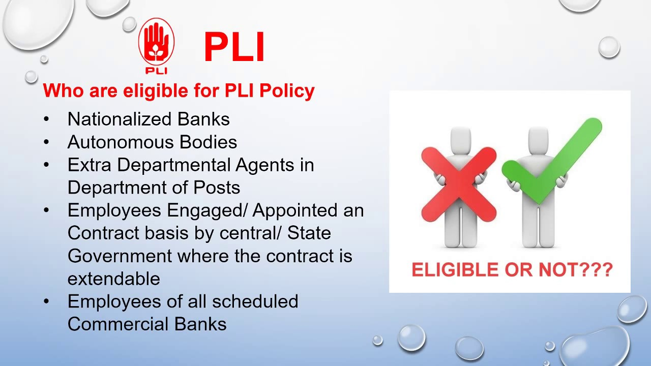Best Postal Life Insurance Pli For Government Employees Youtube
