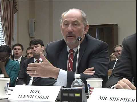 Hearing: Over-Criminalization Task Force Hearing on Defining the Problem (EventID=100986)