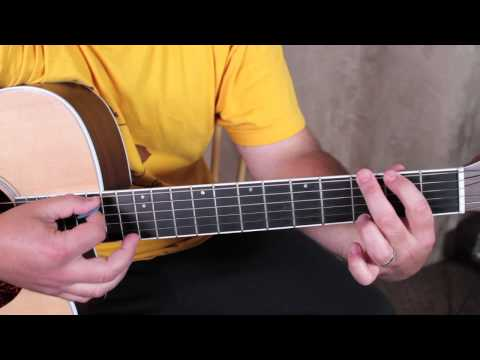 Nirvana - Pennyroyal Tea - Easy Songs on Acoustic - Guitar Lessons - How to Play