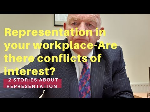 Are There Conflicts Of Interest In Your Workplace? 2 Stories About Representation
