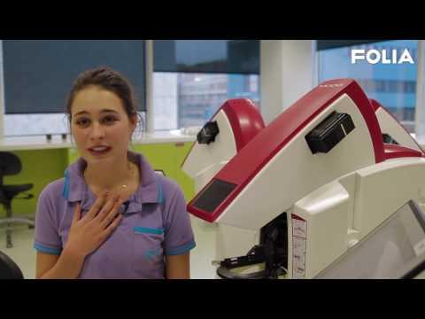 Folia, Acta: 'Oefenen met tanden boren is een soort spelletje'