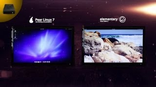 UtD: Pear Linux OS 7 VS Elementary OS Luna Beta 2 //BOOT TEST