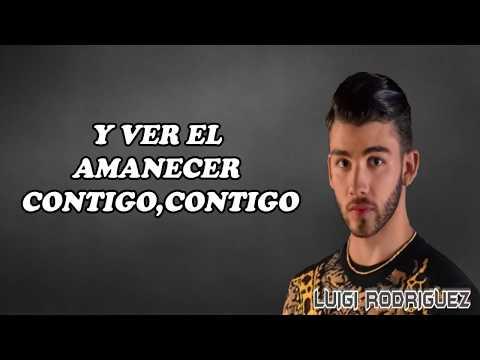 Mau Y Ricky, Manuel Turizo, Camilo - Desconocidos ( Letra-Lyrics)