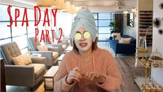 At Home Spa Pt.2   DIY Face Mask, Salt Scrub, Lotion & Perfume