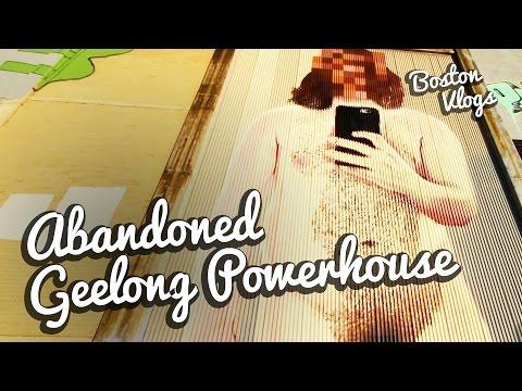 VLOG #82 | Abandoned Geelong Powerhouse