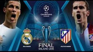 final champions league 2016 real madrid 1 1 atletico de madrid goles penaltis audio cope