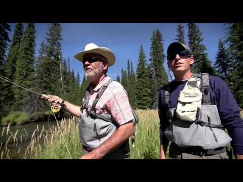 Scientific Anglers Fly Fusion TV Web Series — Episode 5
