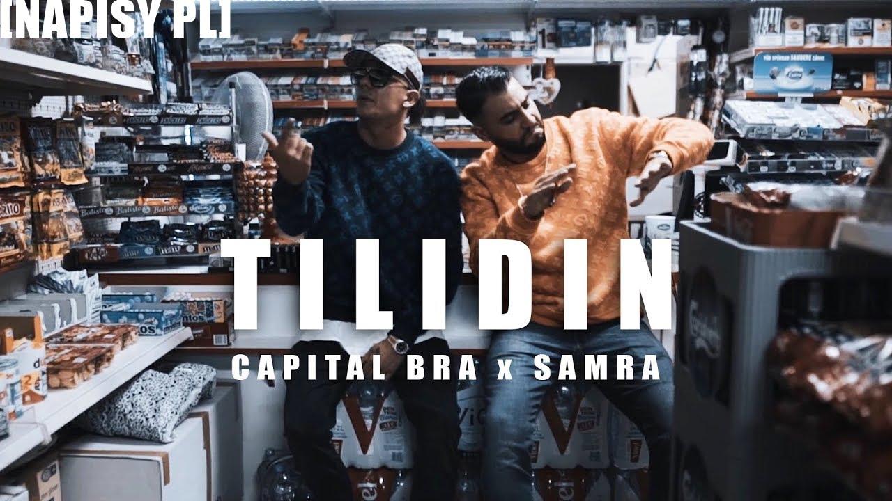 CAPITAL BRA & SAMRA - TILIDIN [NAPISY PL]