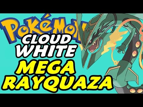 Pokémon Cloud White (Detonado - Parte 50) - Mega Rayquaza E Confronto Final?