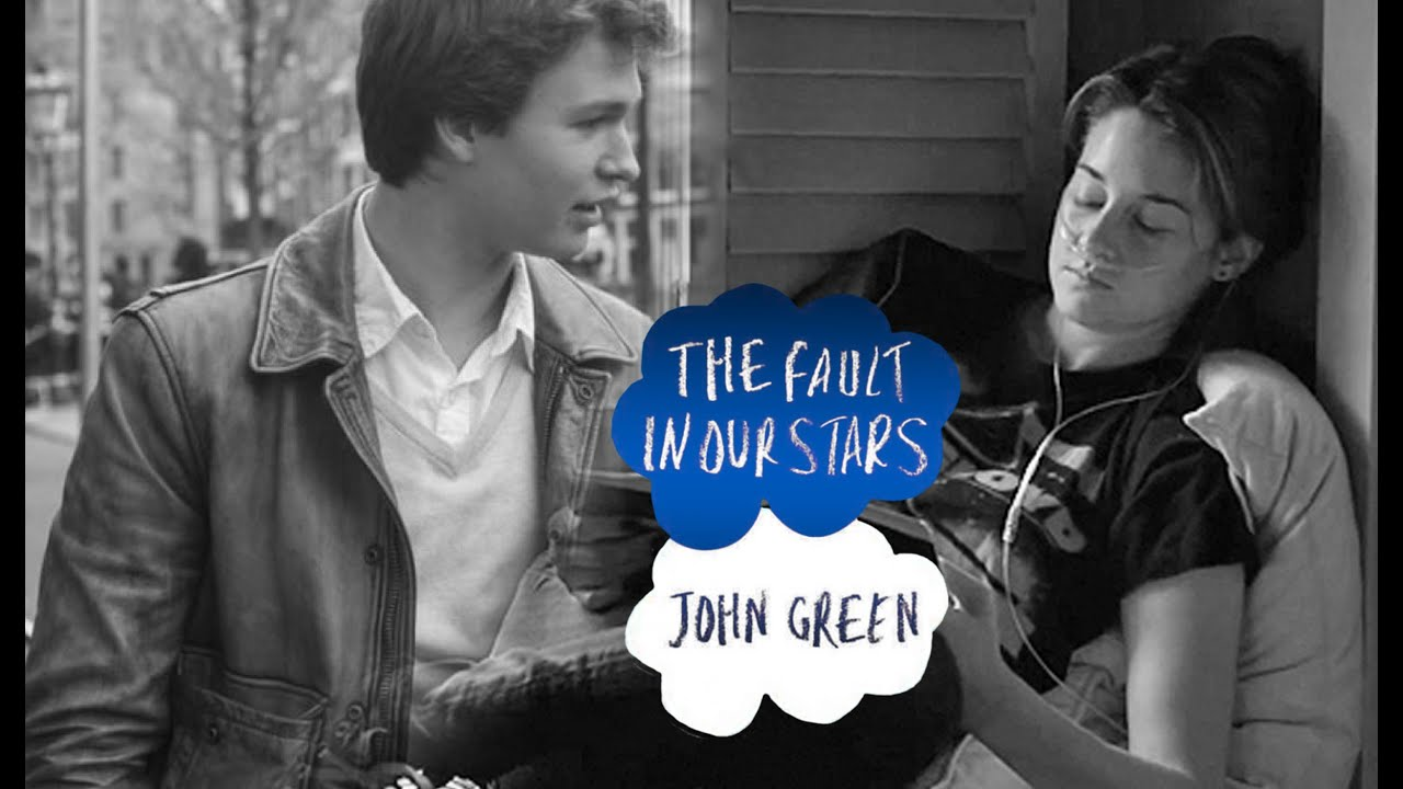 Fault In Our Stars Wallpaper In Photoshop Youtube