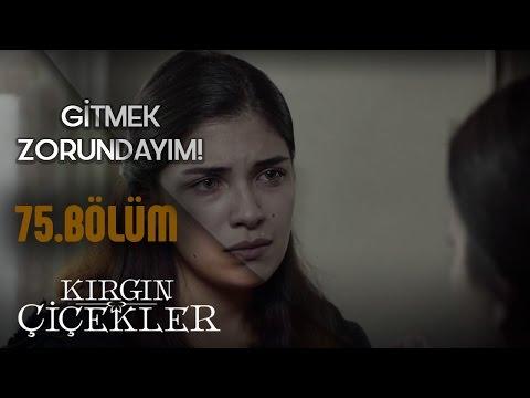 Eylül'ün annesine vedası! - Kal Ölene Kadar - Tuna Velibaşoğlu - Kırgın Çiçekler 75. Bölüm