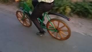 Очень интересное видео. Бескамерка для велосипеда
