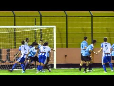 Gol de Cerro Largo Ignacio Nicollini a Rocha FC Torneo Integracion 2014