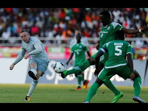 Everton V Gor Mahia Watch Along