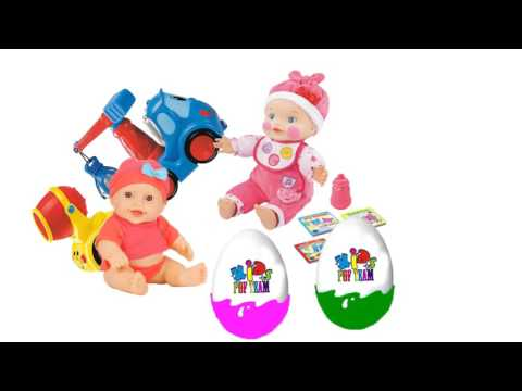 Bad baby doll Laughing Learn number And Finger Family Song - Kids Academy - #1