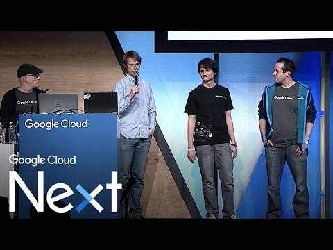 Game changer: GCP's analytics tools to gather & envision game telemetry & data (Cloud Next '17)