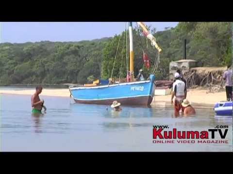 Dhow Trips to Inhaca Island/Santa Maria/ Maputo Mozambique