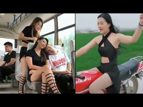 Video Lucu Terbaru 2019-Video Orang Cina Melakukan Hal Konyol...!!!,Part2