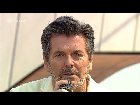 Thomas Anders - Was Bleibt ( ZDF HD -Fernsehgarten 05.05.2019)