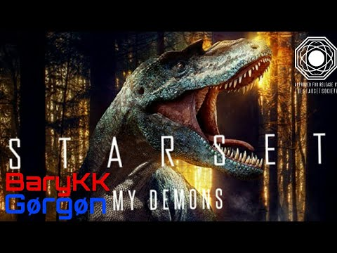 Gorgon the Gorgosaurus tribute - My Demons (+lyrics)