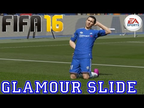 NEW Glamour Slide (Tutorial) :: FIFA 16 [PS4 / Xbox ONE] ᴴᴰ