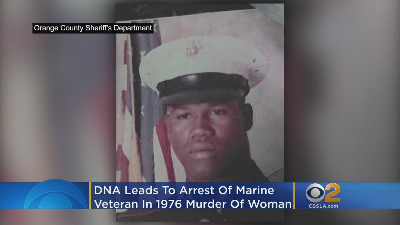 DNA Leads To Arrest Of Marine Veteran In 1976 Slaying Of Woman Who Disappeared In Costa Mesa