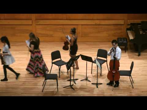 Summer Chamber Music 2015