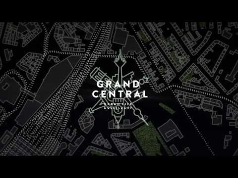 Grand Central Düsseldorf: Auf gute Nachbarschaft