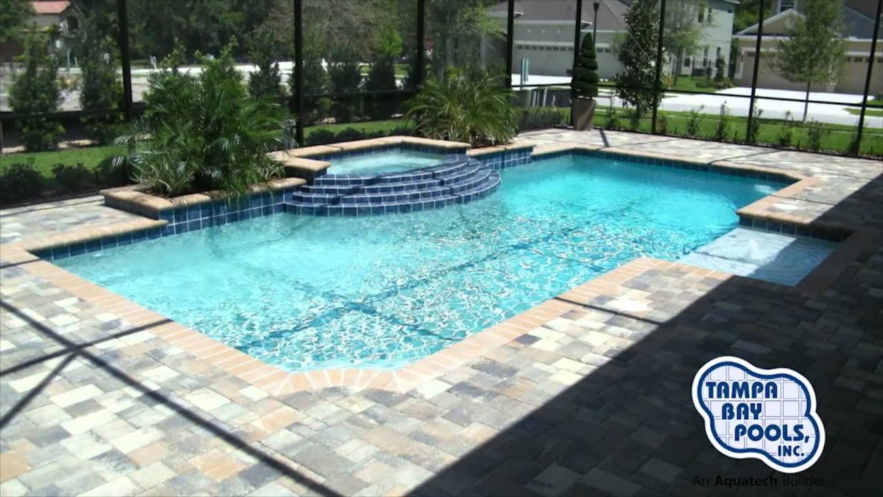 Tampa Bay Area Family Friendly Pool Builder