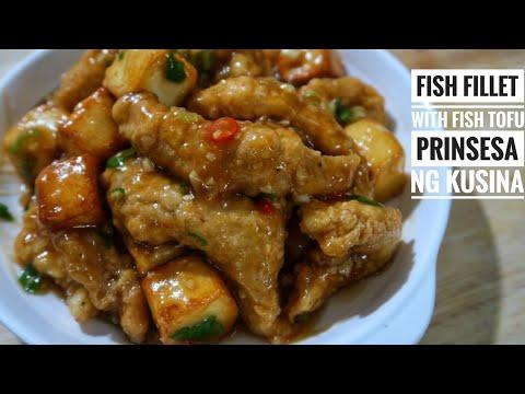 Fish Fillet with Fish Tofu thumbnail