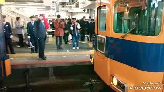 【近鉄】本日で大和西大寺駅での「京都行き特急」連結作業消滅 12200系N53+12410系NN11