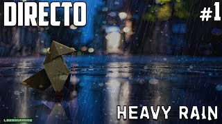Vídeo Heavy Rain