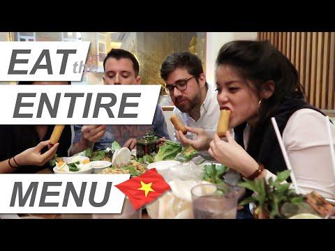 we ate the ENTIRE MENU - Vietnamese food | Mtlfoodsnob