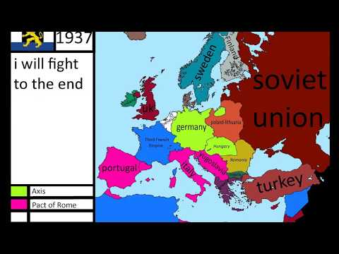 Alternative History of ww2 ep.3 France and Polish Aliance?